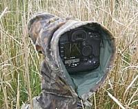 Kamera- og linseskjuler, L42cm