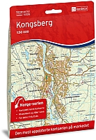 Kongsberg 1:50 000