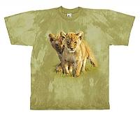 T-Skjorte Løveunger str. barn 12 år