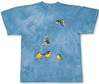 T-Skjorte Blåmeis str. barn 12 år