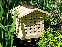 Bikube for solitære bier