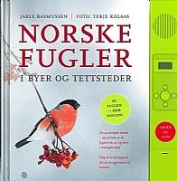 Norske fugler i byer og tettsteder