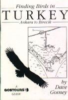 Finding Birds in Turkey, Ankara to Birecik
