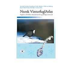Norsk Vinterfuglatlas - Billigsalg