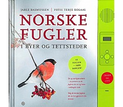 Norske Fugler - Ny h�yttalerbok