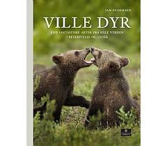 Ville dyr - bok med lyd