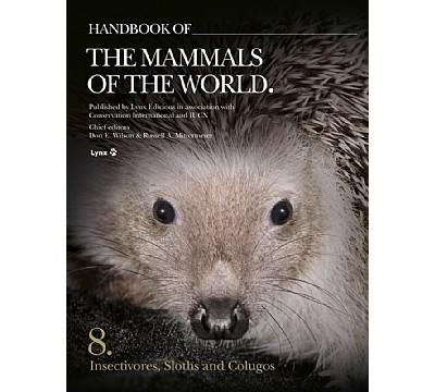 Handbook of the Mammals of the World, vol. 8.