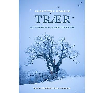 Trettitre norske trær