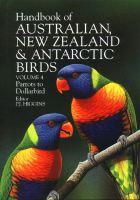 The Handbook of Australian, New Zealand and Antarctic birds vol. 4.