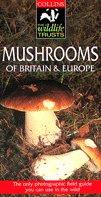 Mushrooms of Britan and Europe