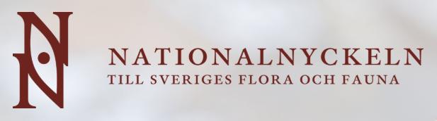 Nationalnyckeln till Sveriges flora och fauna