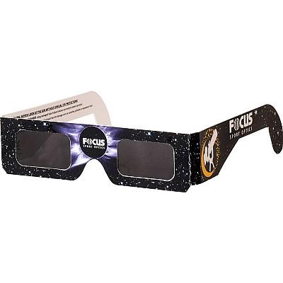 Focus Sports Optics Solar Eclipse glasses, 1 stk