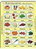Puslespill - Frukt og grønnsaker