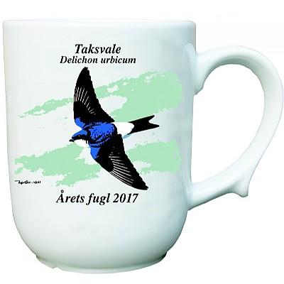 Sett årets fugl krus 2016-2021