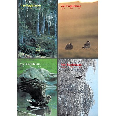 Vår Fuglefauna
