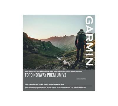 Norge 1:50000 på CD-ROM
