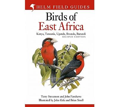 Birds of East Africa: Kenya, Tanzania, Uganda, Rwanda, Burundi