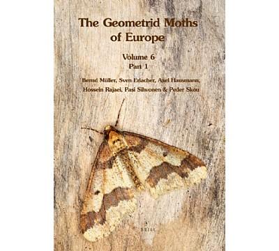 Geometrid Moths of Europe vol. 6, 2 bøker