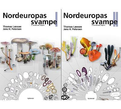 Nordeuropas svampe - 2 bind
